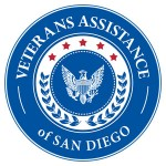 veterans assistance of san diego logo
