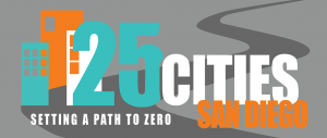 setting a path to zero 25 cities san diego graphic
