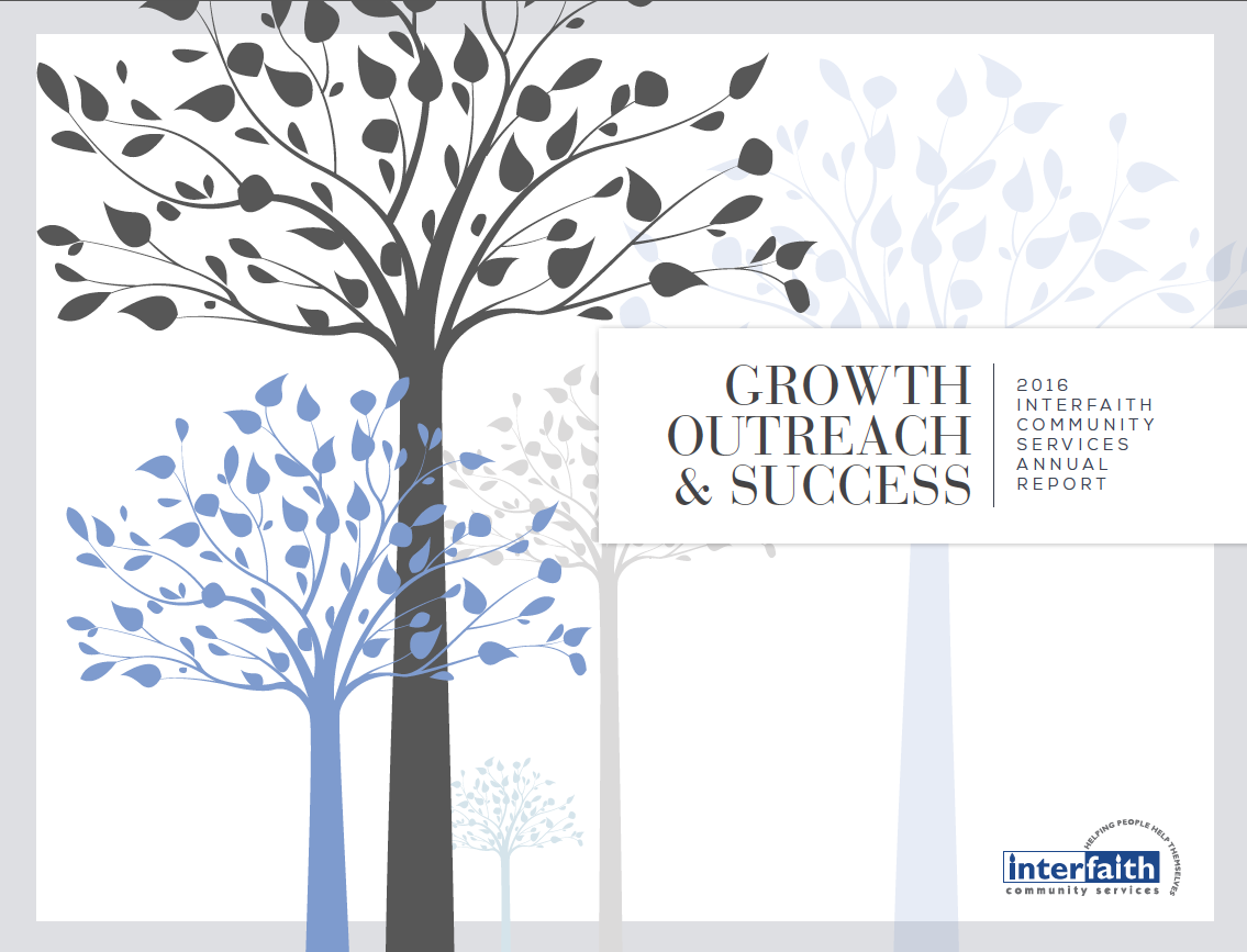 growth outreach and success 2016 interfaith community services annual report