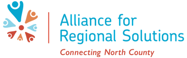 alliance for regional solutions connecting north county logo