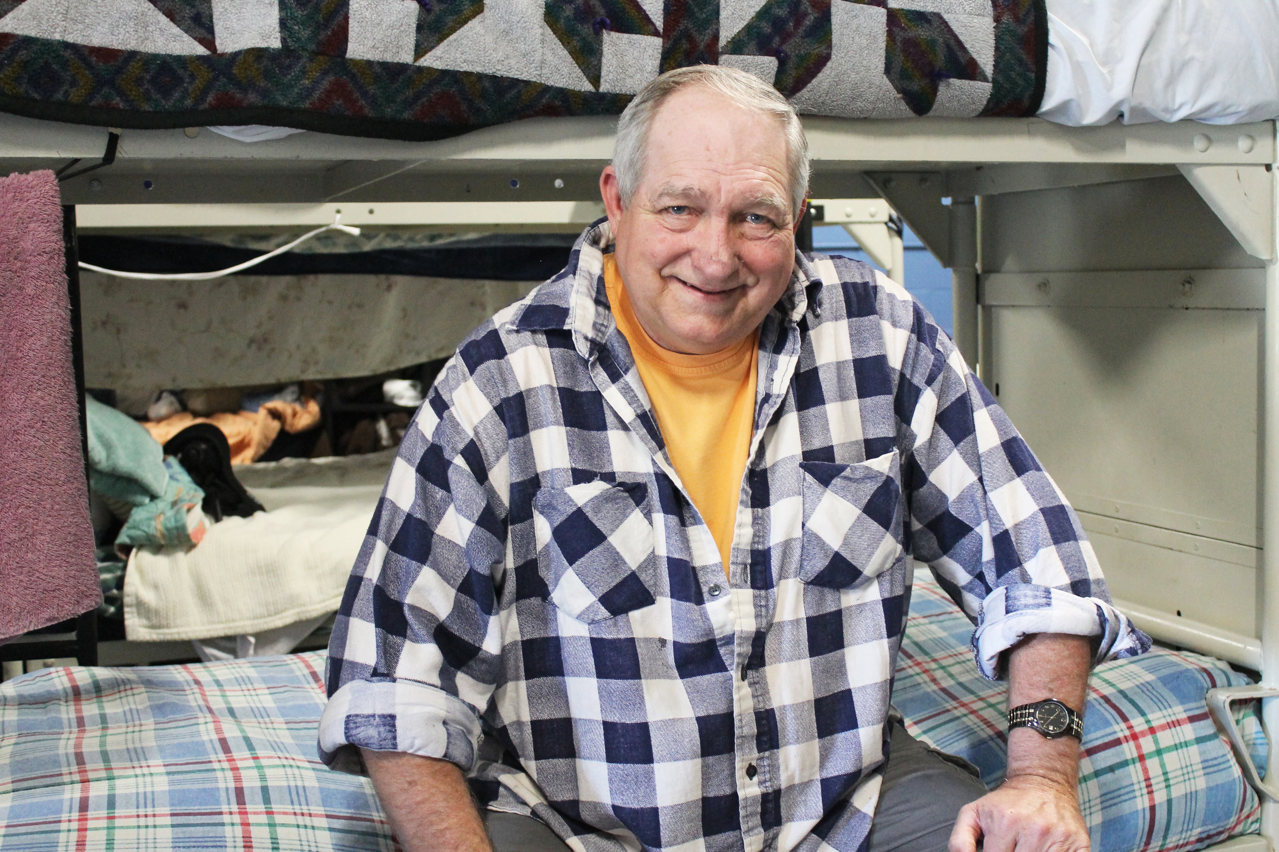 interfaith community services overcoming homelessness when art came to interfaith ten months ago he was 62 years old and having a hard time finding work he had been laid off from his job as an electrical