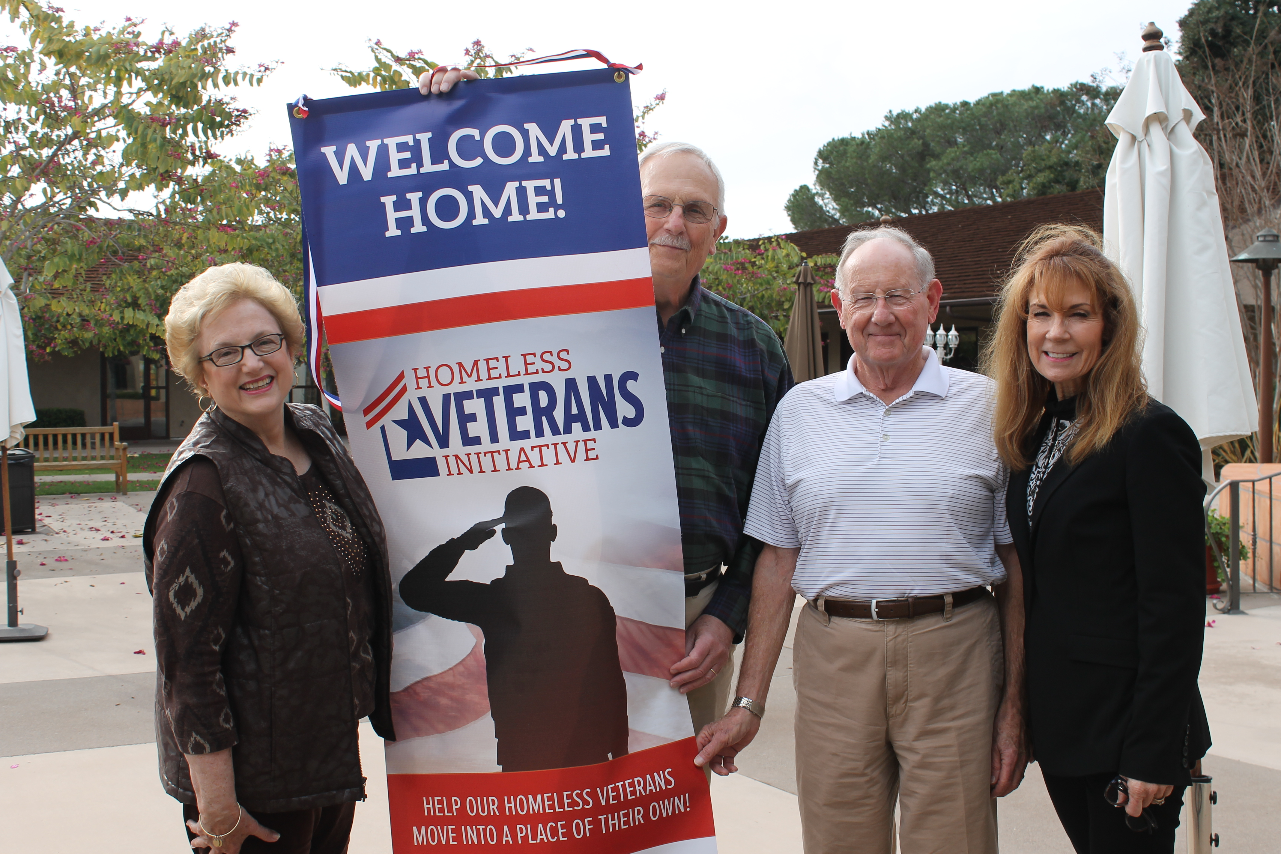homeless veterans initiative group picture