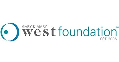 Gary and Mary West Foundation logo banner