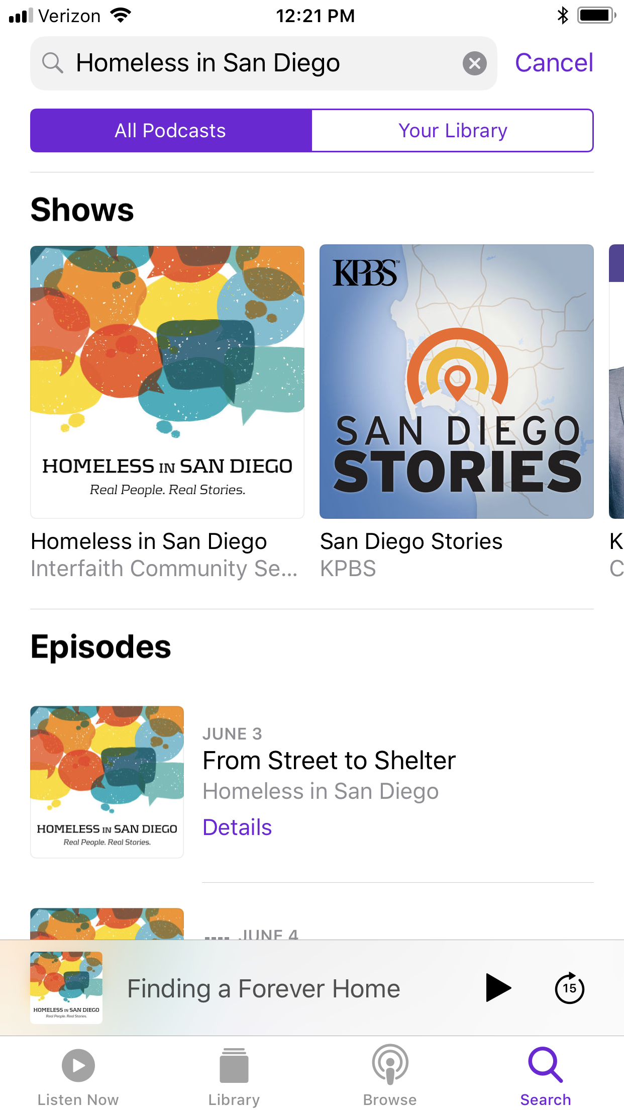 Interfaith Community Services » Step by Step: Listening to 'Homeless